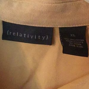 Relativity Tops - Relatively blouse